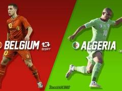 【速報】フェライニ&メルテンスの逆転弾でベルギーがアルジェリアを下す!(動画あり)