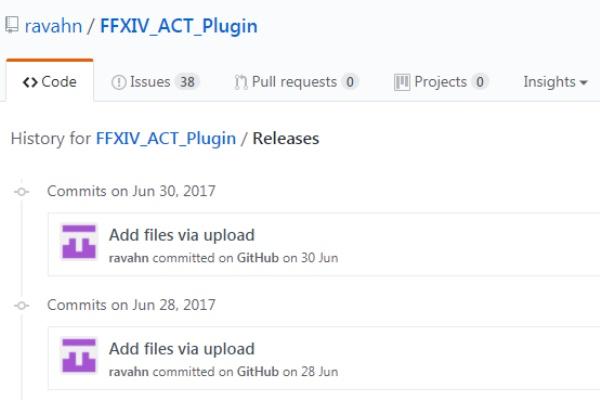 Act プラグ イン Ff14
