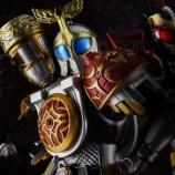 『S.H.Figuartsでも不屈の復活!『鎧武』公式外伝より「仮面ライダーグリドン」の新たなる姿が魂ウェブ商店より本日出陣決定!』の画像