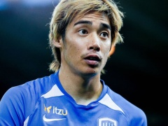 【 タッチ集 】ゲンクでアシストを決めた伊東純也、日本代表では堂安より上?