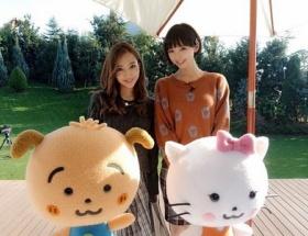 板野友美と篠田麻里子の珍しいツーショット「たのしかったー。久々の再会」