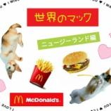 『【世界のマック】を食べてみよう!【ニュージーランド編】』の画像