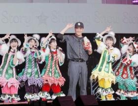 田中将大、ももクロ・クリスマス公演のステージに立つ