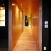 トンネルの様な廊下