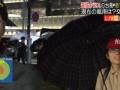 台風中継に「あの人」降臨 wwwww(画像あり)