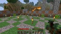 植林地の管理小屋が火事