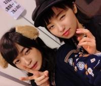 【欅坂46】虹花のブログにずみことの2ショット載ってるけどこの表情wwwwww