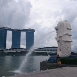 『【シンガポール観光】マリーナベイ・サンズの楽しみ方』の画像
