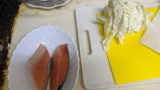 今から鮭のガーリック炒めつくるから(※画像あり)