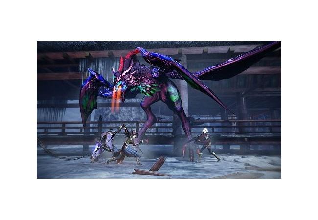 【討鬼伝2】DLC第4弾(オメキ)配信中!風属性武器、次回はウロカバネ討伐