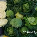 『冬のイタリア野菜ギャラリー!ローマの八百屋さんから』の画像