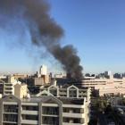 『イトーヨーカドー新浦安店から出火』の画像