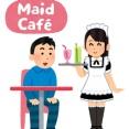 メイド喫茶もマスクで接客 東京アラート後、初の週末・秋葉原