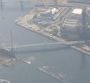 橋から10m下の海に突き落とす 殺人未遂容疑で男(24)を逮捕 被害者(29)泳ぎ無事/此花区