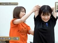 【モーニング娘。'19】石田亜佑美と15期のダンスレッスンキタ━━━━(゚∀゚)━━━━!!