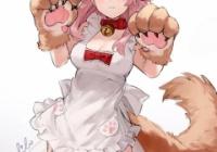 【FGO】AIKOさんのタマモキャットイラスト!! エプロンキャット、可愛い^~