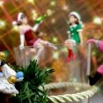 """今年も""""コップのフチ子""""Xmas版が登場!「コップのフチ子 もうひとつのクリスマス」"""