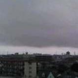 『どんより〜と曇ってます』の画像