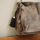 『ロエベのバッグを綺麗にする』の画像
