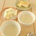 【離乳食】はじめての食パン(パン粥・パンの進め方)