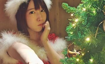 【衝撃】美少女声優のサンタコスが可愛すぎる!www最高のプレゼントです!