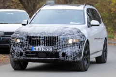 BMW、次期「X7」スパイショット