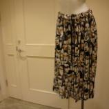 『ottod'Ame(オットダム)JAPAN FUNプリントスカート』の画像