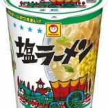 『【カップラーメン】マルちゃん 縦型ビッグ 塩ラーメン』の画像