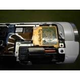 『SONY HDR-270V デジタルビデオカメラ 水没 データ救出作業』の画像