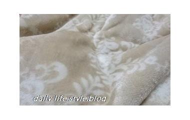 『ニトリNウォーム毛布に待った!がかかる。』の画像