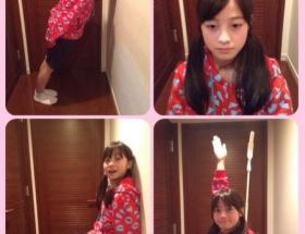 【画像】橋本環奈ちゃんがももクロのパーカーを着て本家を瞬殺する