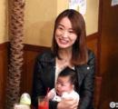 居酒屋に子供を連れて行くなよ 新米ママ鈴木亜美、2か月半の長男と「本音でハシゴ酒」