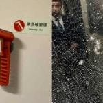 【動画】中国、高速鉄道で痴話喧嘩、女が激怒し緊急用ハンマーで列車の窓ガラスを破壊 [海外]