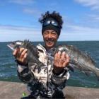 『2019.9.15. 東京湾 黒研 第11回 チャリティ釣り大会』の画像