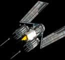 宇宙空間から鋼鉄の槍を投下、核兵器と同等の破壊力を持つ「神の杖」 アメリカ政府が開発中(画像あり)