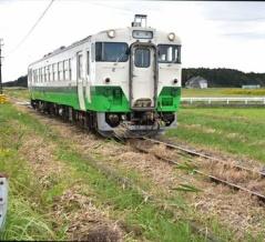 小湊鉄道全線開通―3か月と2週間ぶりー