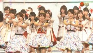 【速報】紅白関東歌手別視聴率1位はAKB48!