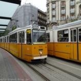 『ハンガリー旅行記9 ブダペストのトラム乗継に手こずる』の画像