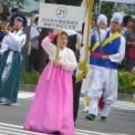 2016年横浜開港記念みなと祭国際仮装行列第64回ザよこはまパレード その65(在日本大韓民国民団神奈川県地方本部)