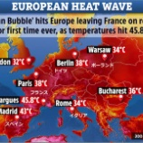 """『【DAIKIN】42.6度の熱波がヨーロッパを襲う!""""エアコンのベンツ""""と呼ばれるダイキン工業が棚ぼた需要で売上増加。』の画像"""