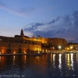 『マルタ旅行記39 セングレアの夜景は最高!そしてマルタの名物ウサギ料理を食べる』の画像