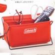 【速報】In Red (インレッド) 2020年 08月号増刊 《特別付録》 コールマン 小物が片付く!収納ラック