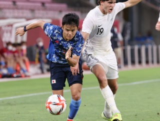 U24日本代表、NZをPK戦で下し準決勝進出!
