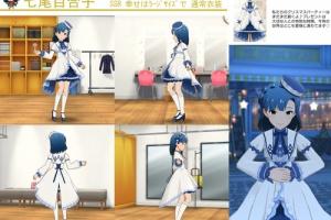 【ミリシタ】「幸せはラージサイズで 七尾百合子 」「クリスマス・ミッション 望月杏奈」 衣装紹介