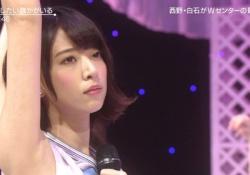 【朗報】橋本奈々未ってこの化粧の薄さでもこんなに可愛いんだな....