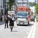 2014年 第11回大船まつり その26(パレード・松竹通り/今泉囃子保存会)