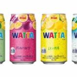 『「沖縄のおいしい!を、たのしい!に。」オリオンチューハイ「WATTA<ワッタ>」がポップにリニューアル』の画像