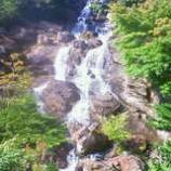 『滝のある風景』の画像