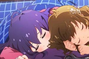 【グリマス】温泉桃子先輩とAFK杏奈ちゃんが合わさって最強に見える