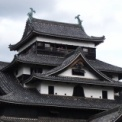 最終日、松江城・足立美術館